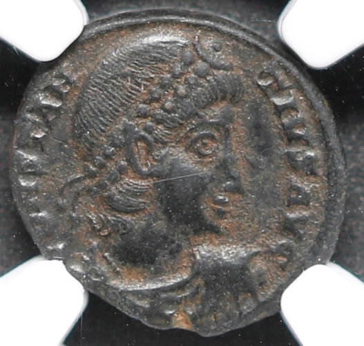 Moeda Romana de Constantius II (330-335 dC)