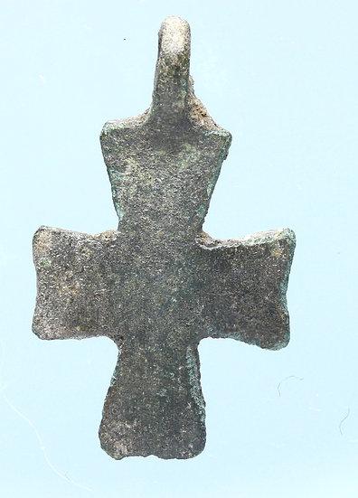 Artefato Pingente de Cruz Bizantina ca. 1000 dC