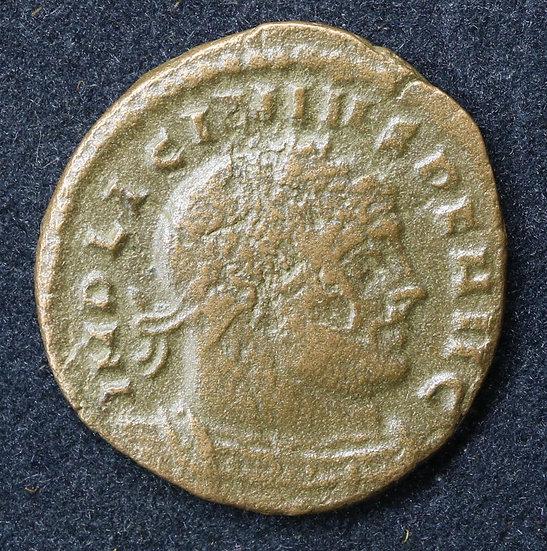 Moeda romana de Licínio I, 308 - 324 DC