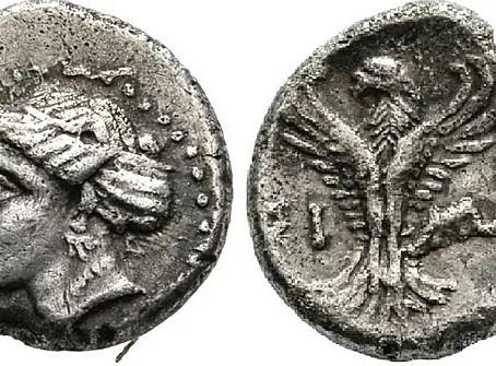 A antiga cidade grega da Paphlagonia - aliada dos Troianos na Guerra de Tróia.