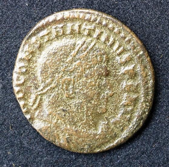 Moeda Romana CONSTANTINO O GRANDE (307-337). Follis.