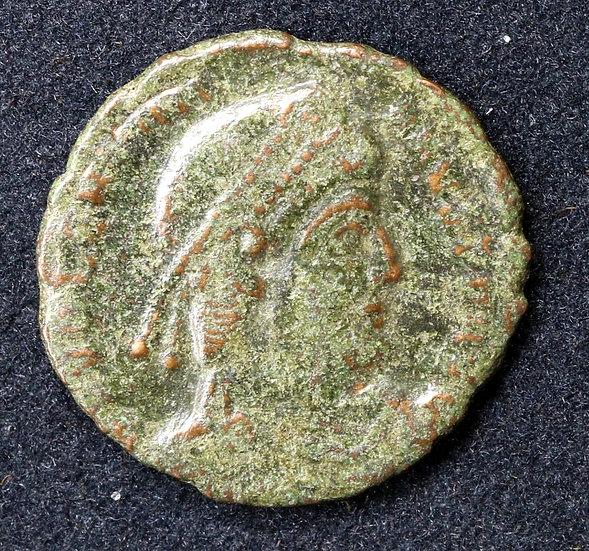 Moeda Romana de Valentiniano I - 364-375dC