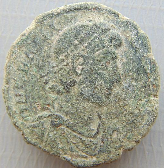 Moeda Romana Antiga Gratianvs - 378-383 DC