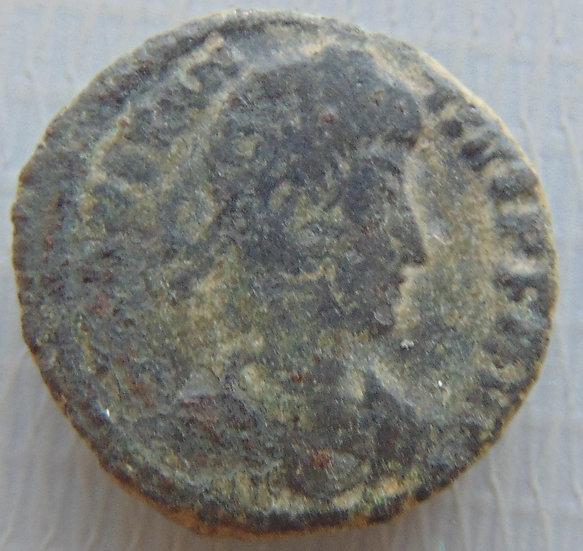 Moeda Romana Antiga Constantivs II - 337-355 DC