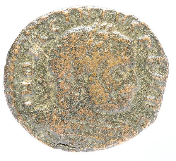 Moeda Romana de LICÍNIO I (308-324). Follis.