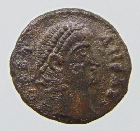 Constans AD 337-350. Antioch Follis Æ