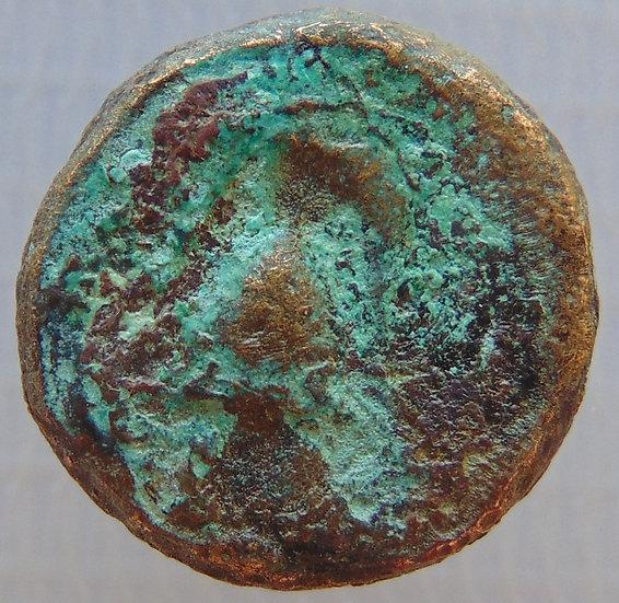 Moeda Grega Interregnum Macedônia - 288 Ac