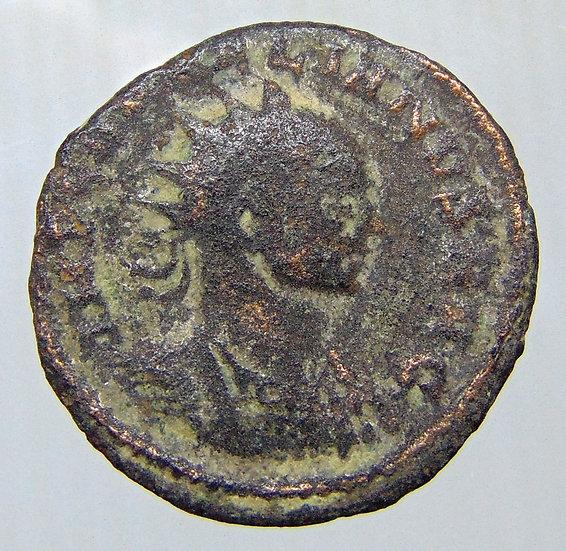 Moeda Romana de Aureliano 270-275dC