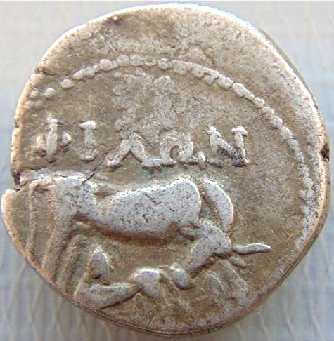 Ilíria DYRRHACHION Dracma de prata; Philon magistrado. Cerca de 250-200 aC.