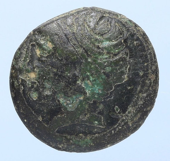 Moeda Grega de Filipe II (359-336 a.C).
