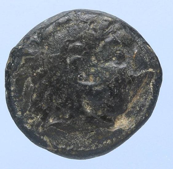 Moeda Grega de Alexandre O Grande (336-323 aC)