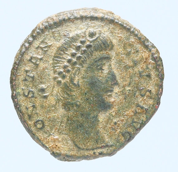 Moeda Romana de Constantius II 337-361