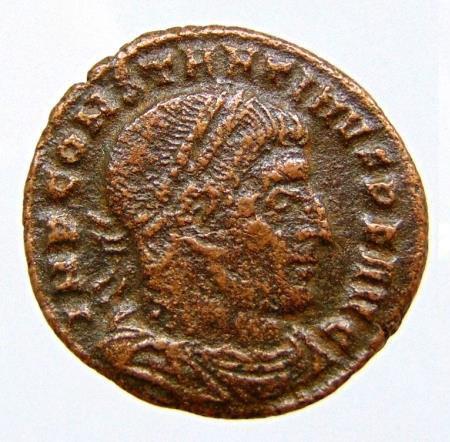Constantine I, AE Follis, c.310-312