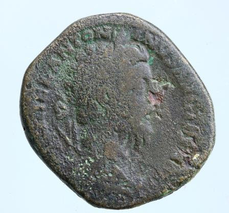 Moeda Romana MARCUS AURELIUS (161-180). Sestertius. Rome.