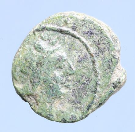Moeda Grega Amphipolis. Circa 187-168/7 BC.