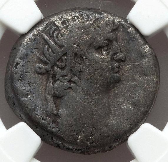 Provincial Romano Nero 54-68 Alexandria RPC 5292 AD (6 moedas listadas)