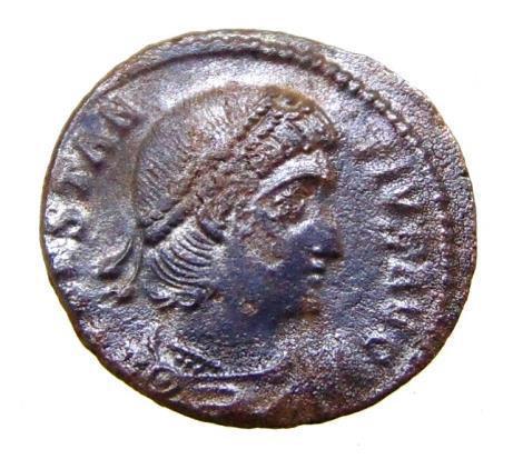 Constantius II, AE follis, Antioch. 337-341 AD