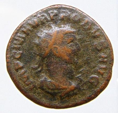 Probus AD 276-282. Antioch Antoninianus