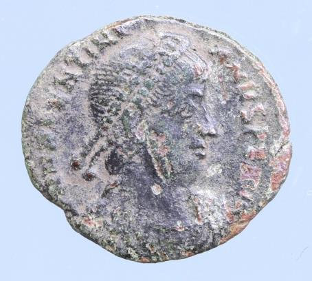 Moeda romana de Valentinian I, 364-375.