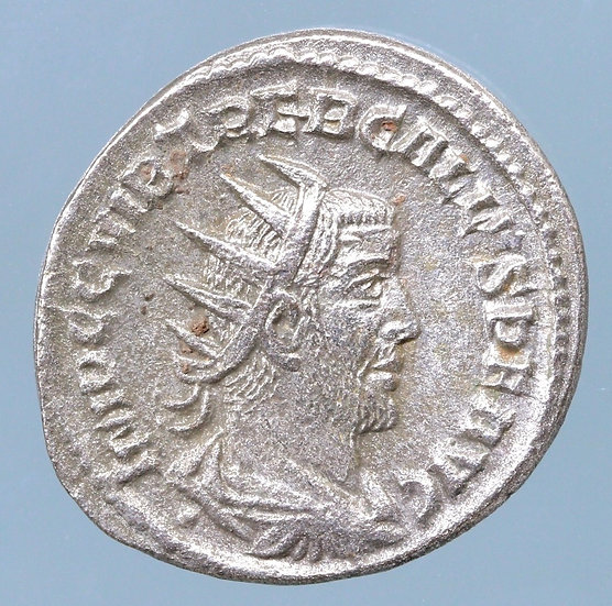 TREBONIANUS GALLUS (252-253). Antoninianus. Rome.