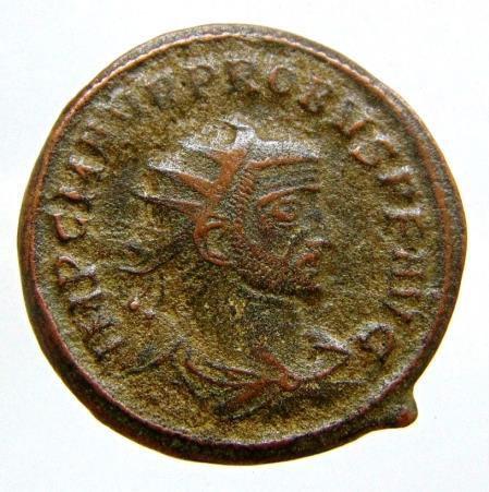 Probus Antoninian Antioch 280 AD