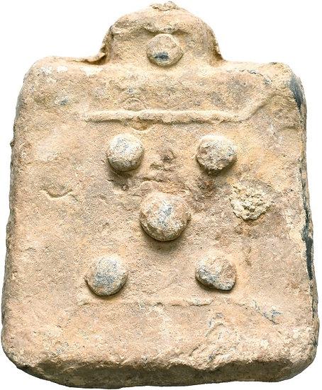 Artefato da Região do Levante (100-300 dC) - Peso monetário de 1 Mina