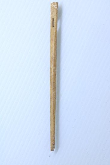 Adereço romano de osso - ca. Sec 3/4 dC.