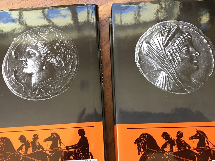 Greek Coins and Their Values – Vols 1e 2