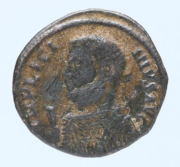 Moeda Romana de Licinius (08/08/308 a 09/324 dC)