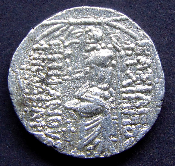 Tetradracma Selêucida. Philip I Philadelphos (Circa 95 / 4-76 / 5 aC)