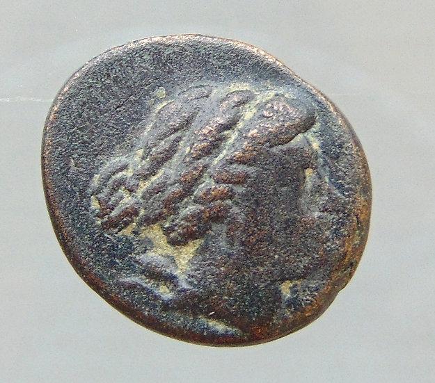 Moeda Grega De Seleukos Ii Kallinikos. 246-226 A.c.