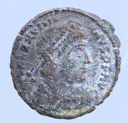 Moeda romana de VALENTINIAN I. 364-375dC