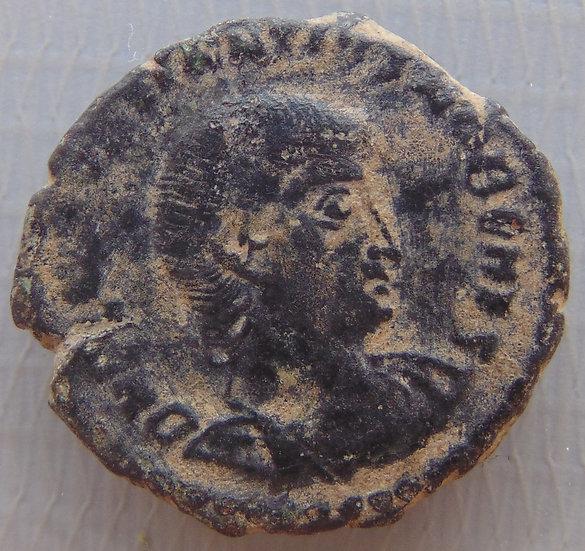 Moeda Romana Antiga Constantivs Gallvs - 351-354 DC
