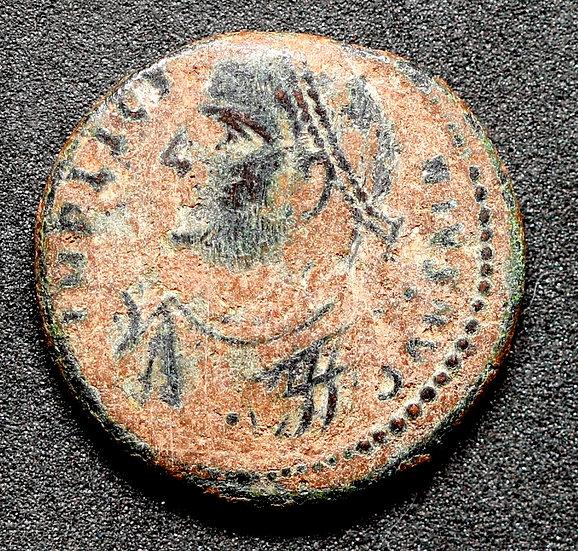 Moeda Romana de Licinius I (308-324 dC)