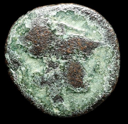 Moeda Grega da Trácia, Lysimacheia (Cerca de 196-190 aC).