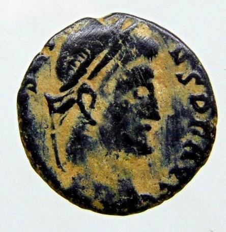 Constans, AE4, Cyzicus. 335-341 AD.