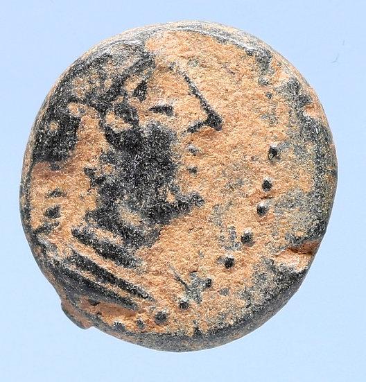 Moeda Fenícia de Arados (242-166 a.C).