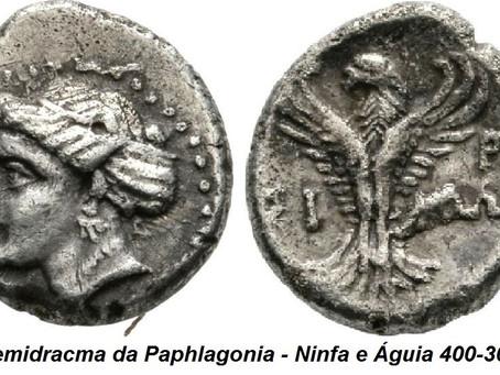 A antiga cidade grega da Paphlagonia