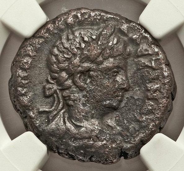 Moeda Romana Provincial de Severus Alexander 222-235 DC