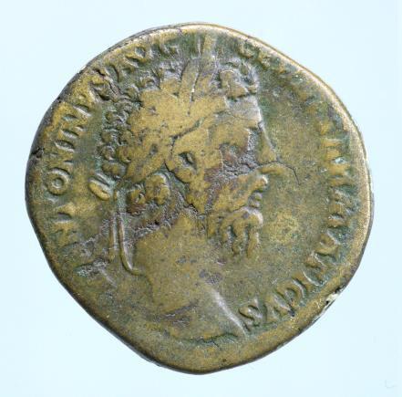 Moeda Romana MARCUS AURELIUS (161-180). Sestertius.