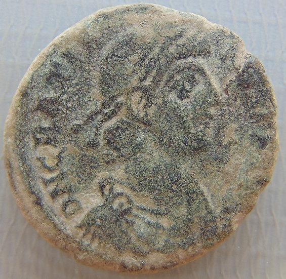 Moeda Romana Antiga Gratianvs - 367-383 DC