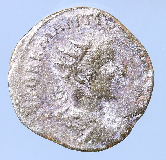 Gordiano III Tetradracma de Antioquia, Síria. 242 dC