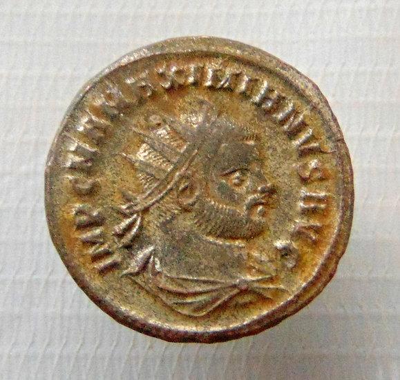 Moeda Romana Antoniniano Maximiano Xf, 292- 295 Dc