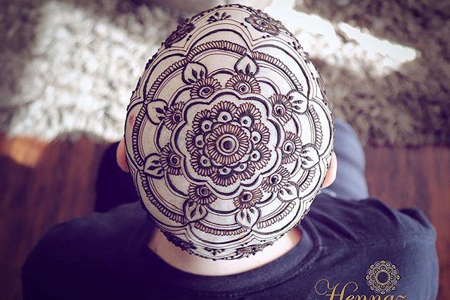 Henna Crown -  Discounted (Aurora, IL)