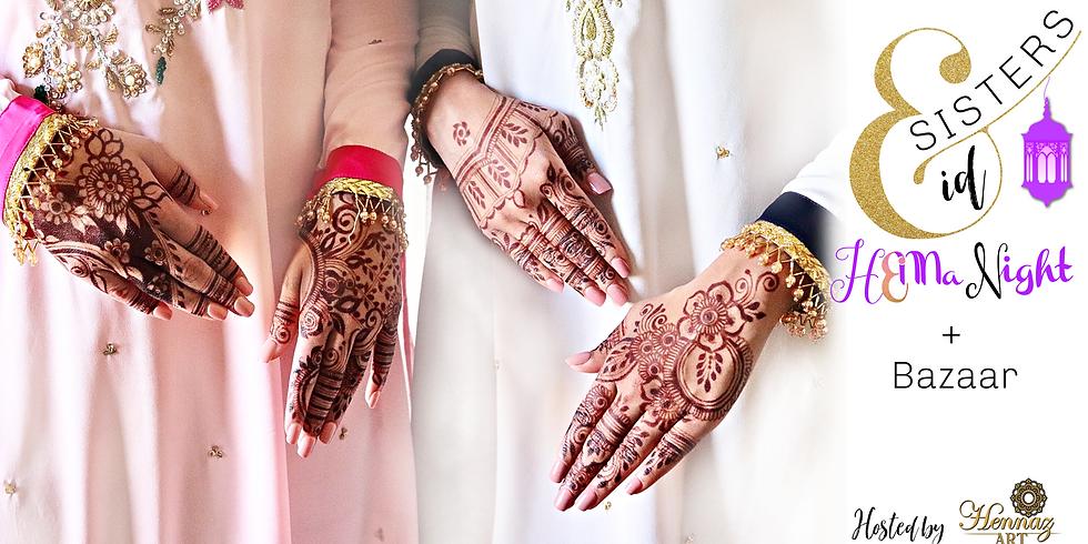 Sister's Eid Henna Night