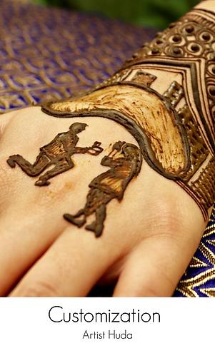 Hennaz Art Customize.png