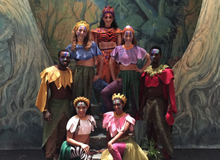 My Chicago Theatre Debut~ Peter Pan!