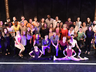 A Chorus Line- Jeff-Award Nominated!