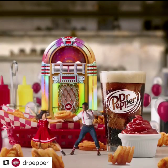 Dr. Pepper Commercial