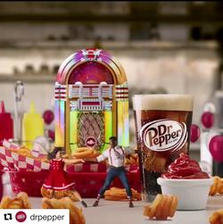 Dr. Pepper Commercial